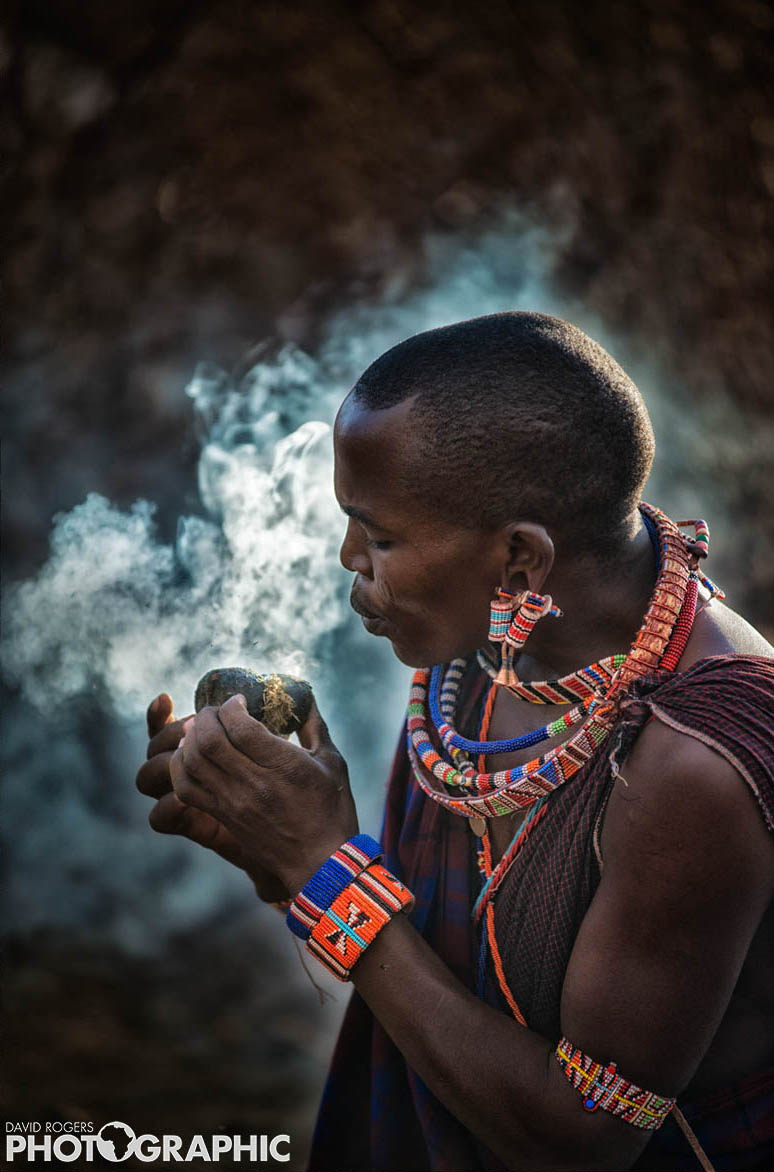 Maasai smoke  | 9 of 10 prints available | from R4500